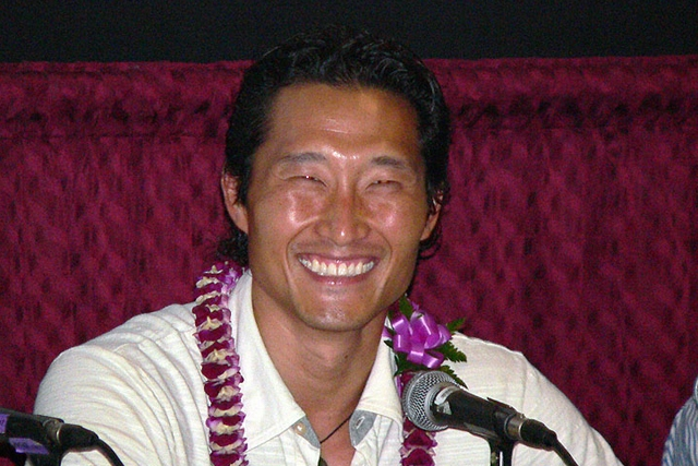 Daniel Dae Kim at the 2005 Hawaii International Film Festival (hawaii/flickr)