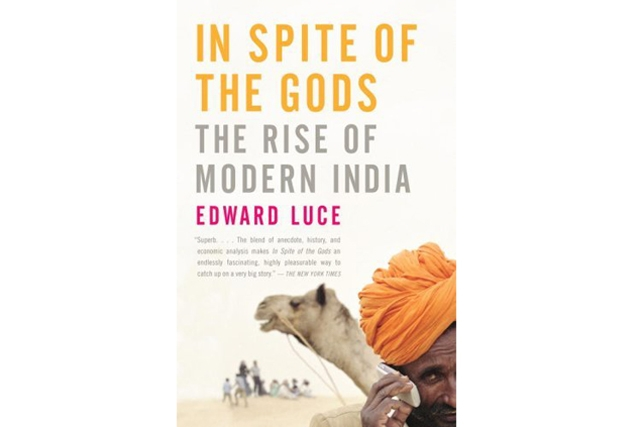 In Spite of the Gods: The Rise of Modern India (Anchor, 2008)