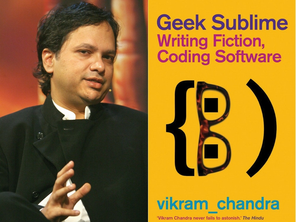 Vikram Chandra Geek Sublime