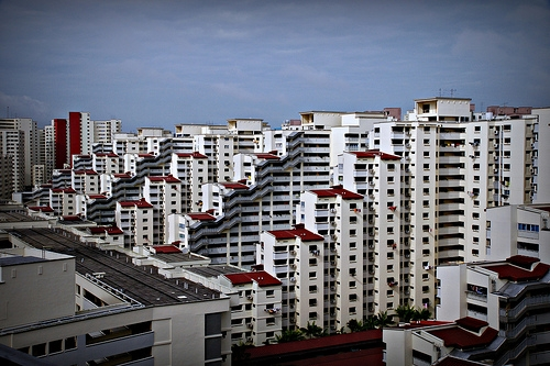 82% of Singaporeans live in HDB housing. (andyteo99/Flickr)