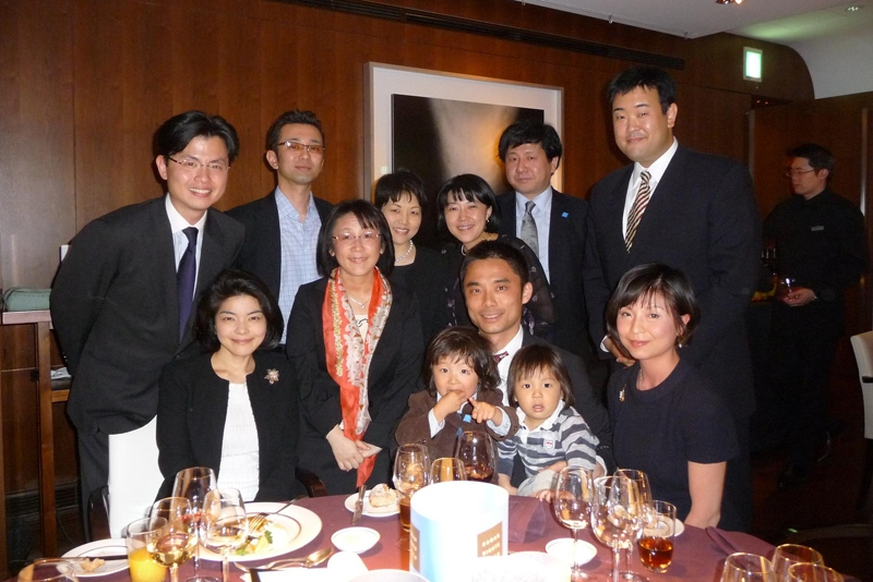 The Japan 21 Chapter at the Human Rights Watch Tokyo Opening Dinner