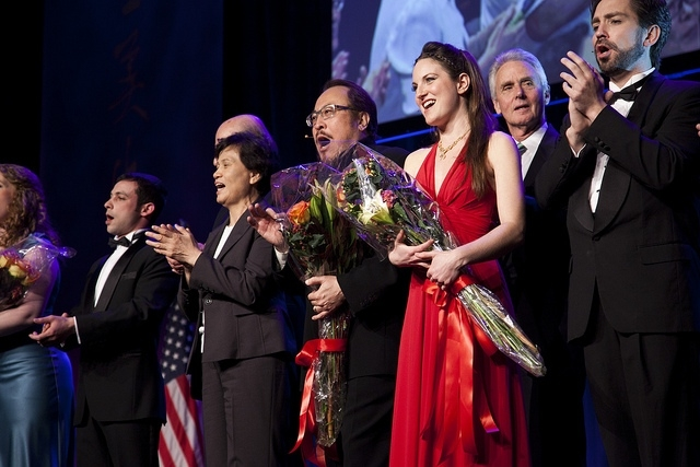 2012 NCLC: Special musical performance by I SING BEIJING.