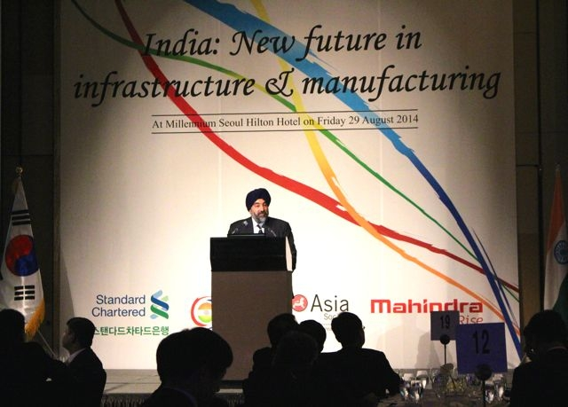 Jaspal Bindra,  Chief Executive Officer of Asia at Standard Chartered