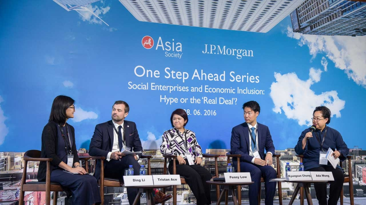 Social Enterprises And Economic Inclusion Hype Or The Real Deal Asia Society