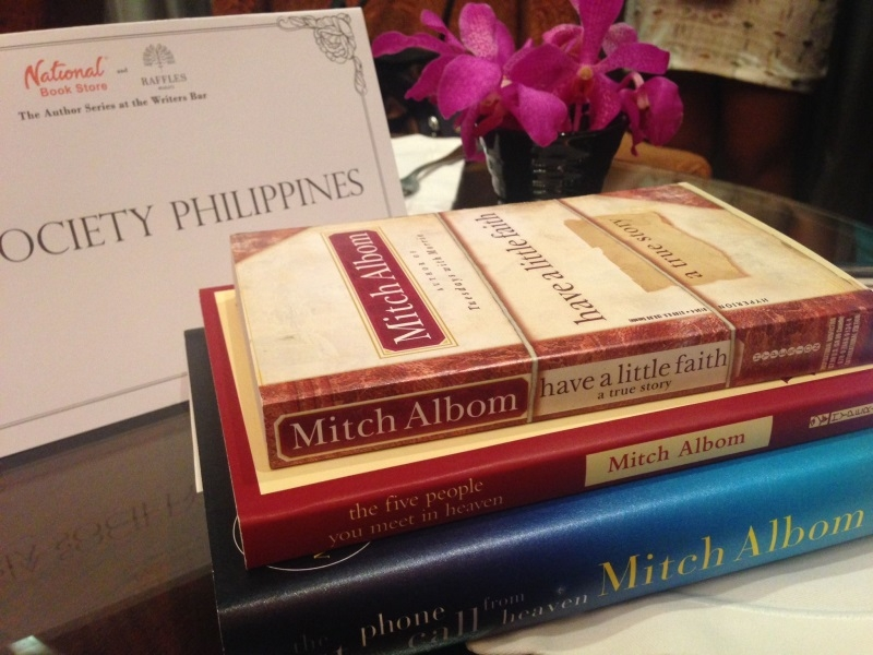 Mitch Albom releases new book to add to his bestselling collection.