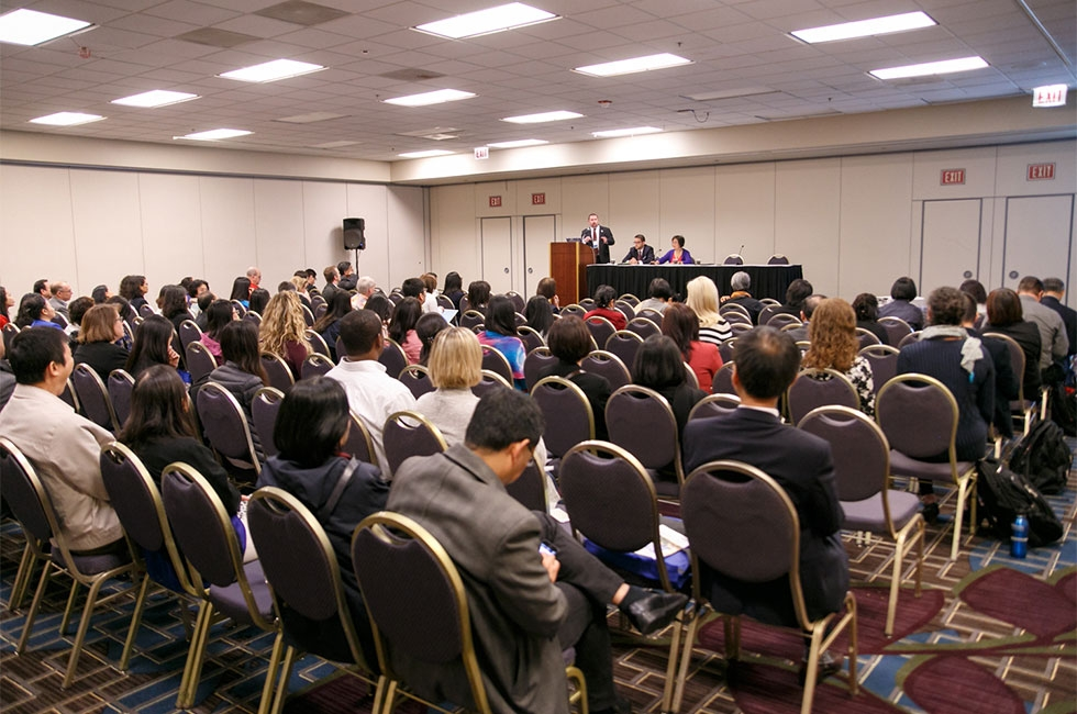 A conference session at NCLC 2016. (David Keith/Asia Society)