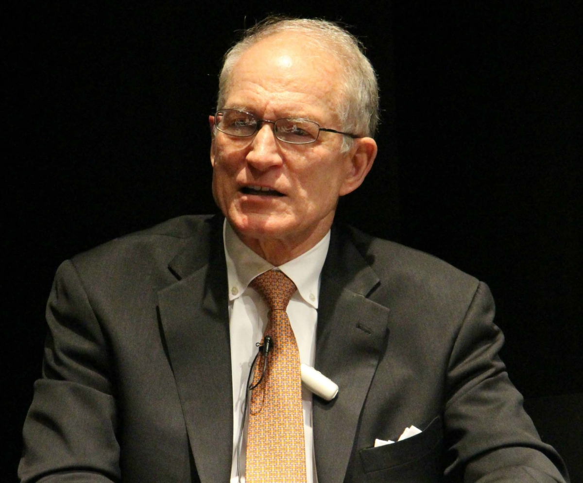 Ambassador Untermeyer served as the top U.S. diplomat in Doha from 2004 to 2007 (Asia Society Texas Center - Paul Pass)