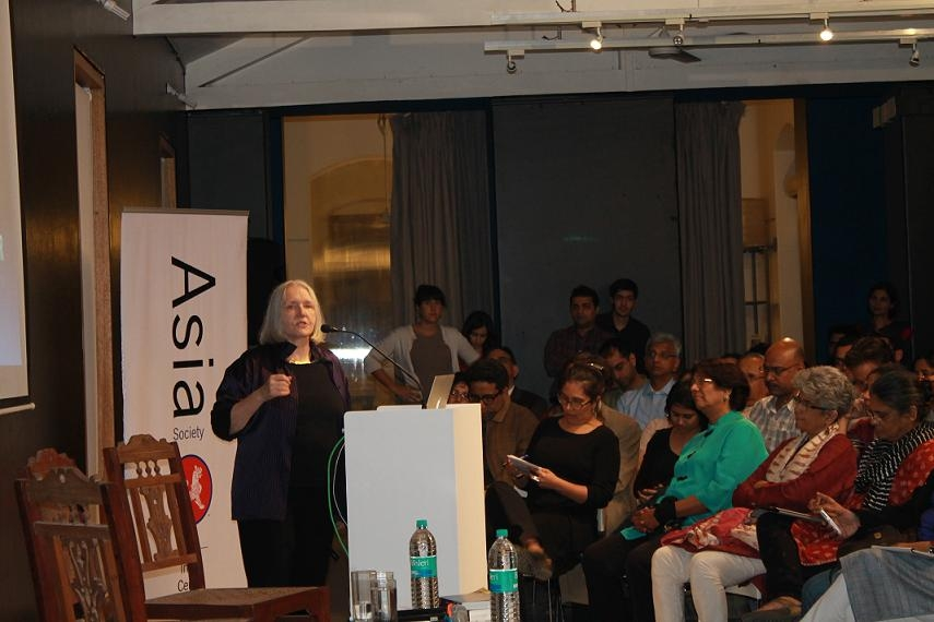 Saskia Sassen, Robert S. Lynd Professor of Sociology and Co-Chair, Committee on Global Thought, Columbia University