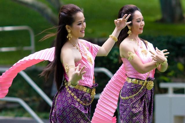 Southeast asian women