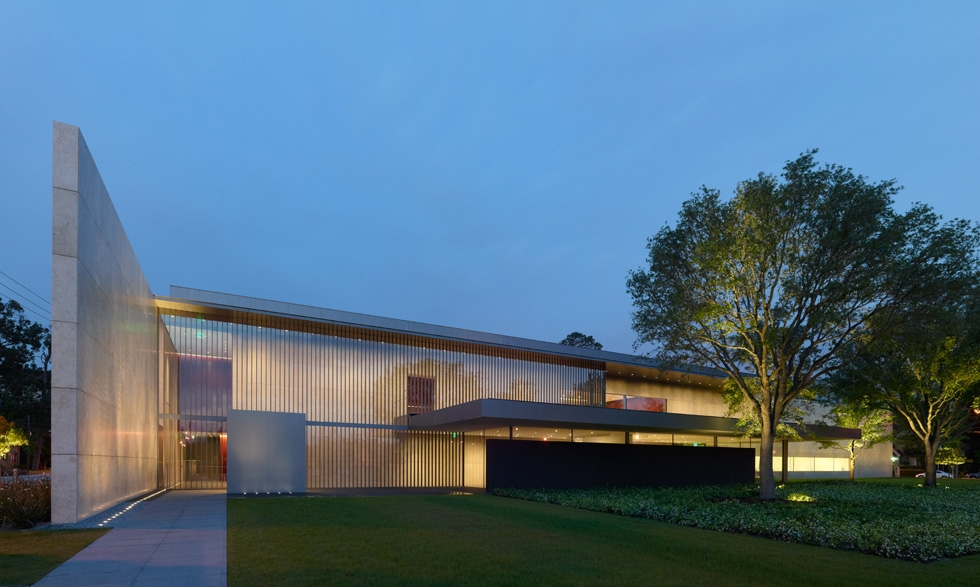 Asia Society Texas Center. (Tim Hursley)