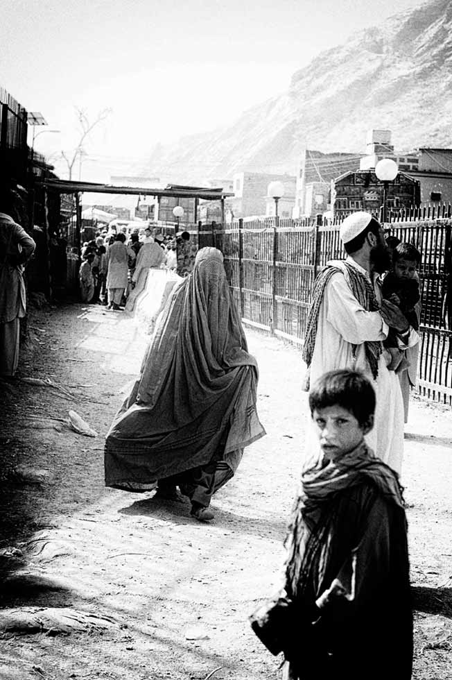 Afghan refugees continue to trickle in over the border every day. The returnee situation in Afghanistan remains a complex matter. (Suchitra Vijayan)