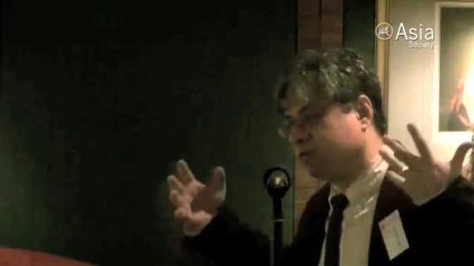 "Thaddeus Rutkowski, author of the novel Haywire, reads his poem ""White and Wong"" in Hong Kong on April 19. (1 min., 48 sec.)"