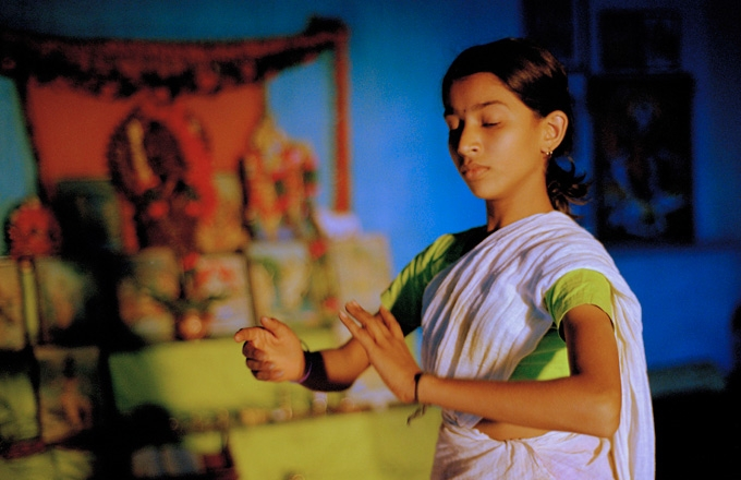 A highlight of the 2008 Asia Society Summer Film Series is the Indian film Vanaja.