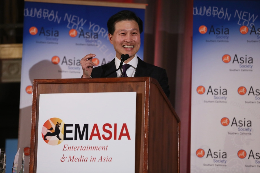 Chairman and CEO, East West Bank, Dominic Ng. Photo by Ryan Miller/Capture Imaging.