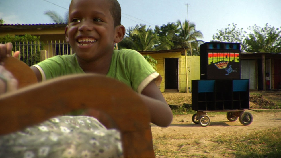 What Makes Me Happy: Jose's Film. Annie Gibbs, Colombia/UK.