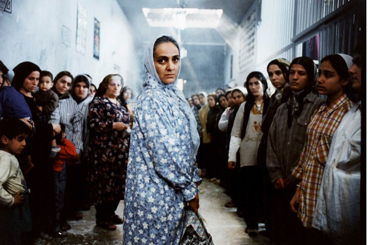 Women's Prison (2002), dir. by Manijeh Hekmat. (Global Film Initiative)