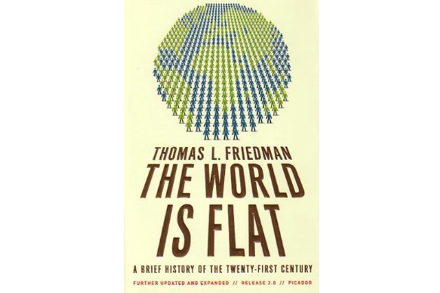the world is flat thesis Analyzing the friedman thesis through a legal lens: book review essay assessing thomas l friedman's the world is flat jayanth k krishnan in his best-selling book, the world is flat, thomas friedman assesses how globalization.