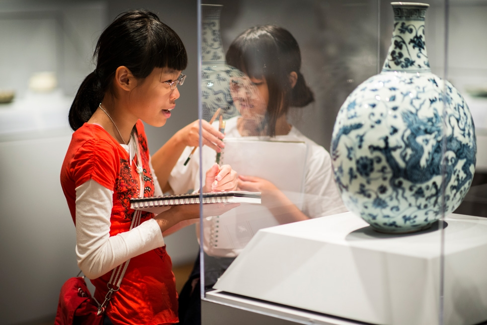 'Treasures of Asian Art: A Rockefeller Legacy,' April 14, 2012 - October 7, 2012 (Jeff Fantich)