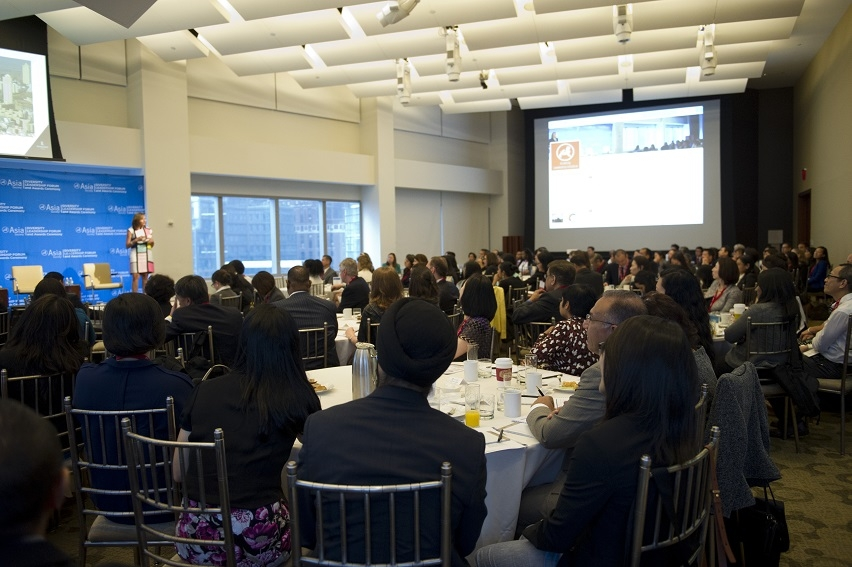 The 2014 Diversity Leadership Forum and Awards Ceremony, held June 9 at Time Warner Center, New York.