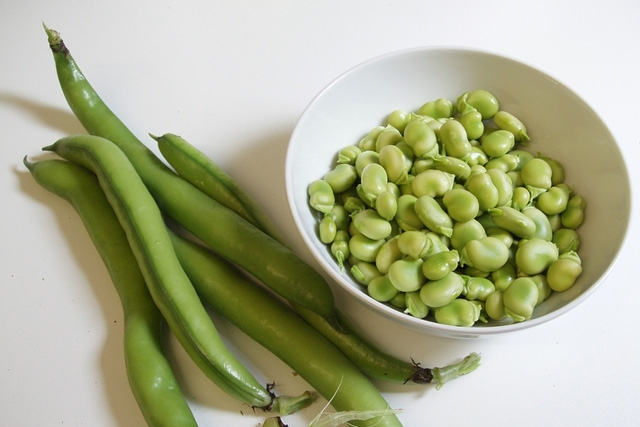 Broad Beans (Photo by janerc/flickr)