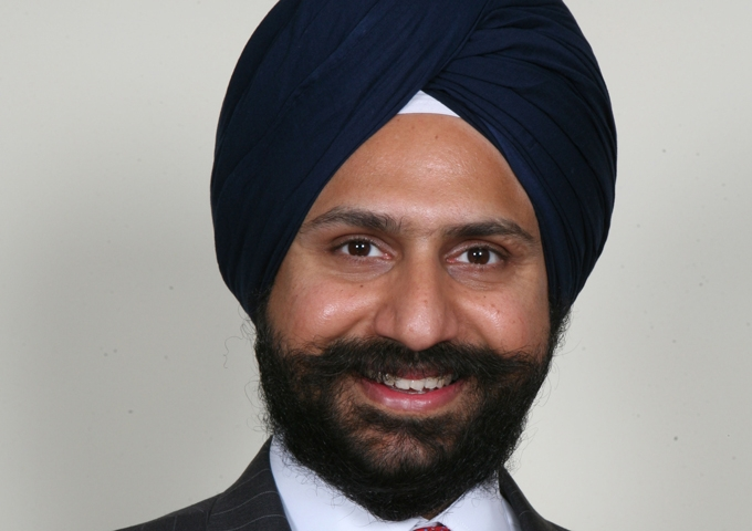Tejpreet Chopra, President and CEO, General Electric, India. (Tejpreet Chopra)