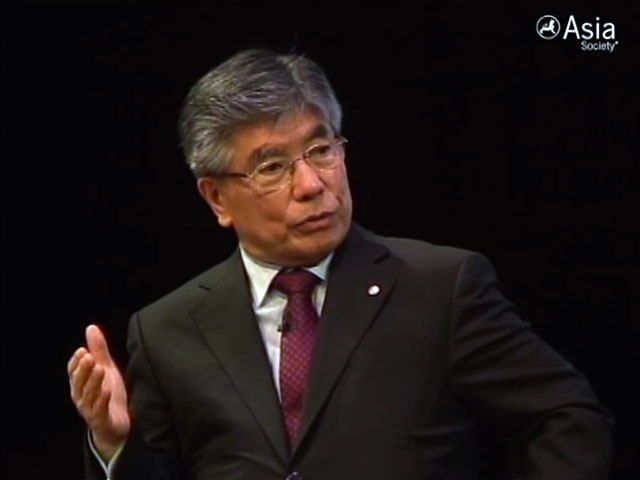kim choongsoo emerging asia and a worldwide recovery asia society