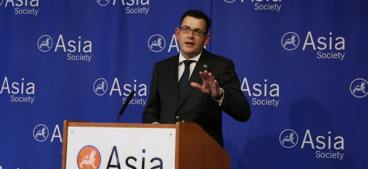 Victorian Government - Asia Society partnership