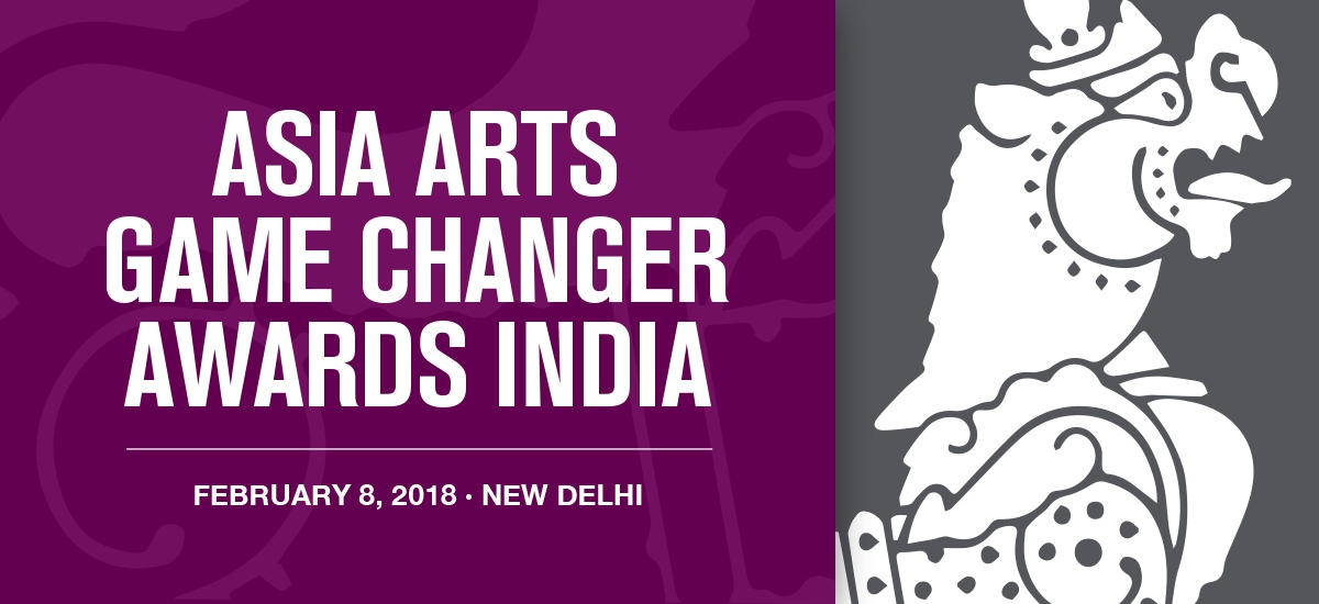 2018 Asia Arts Game Changer Awards India