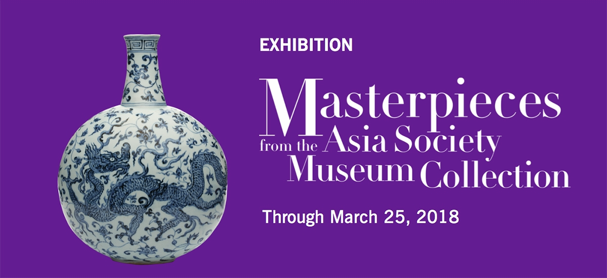 Masterpieces from the Asia Society Collection