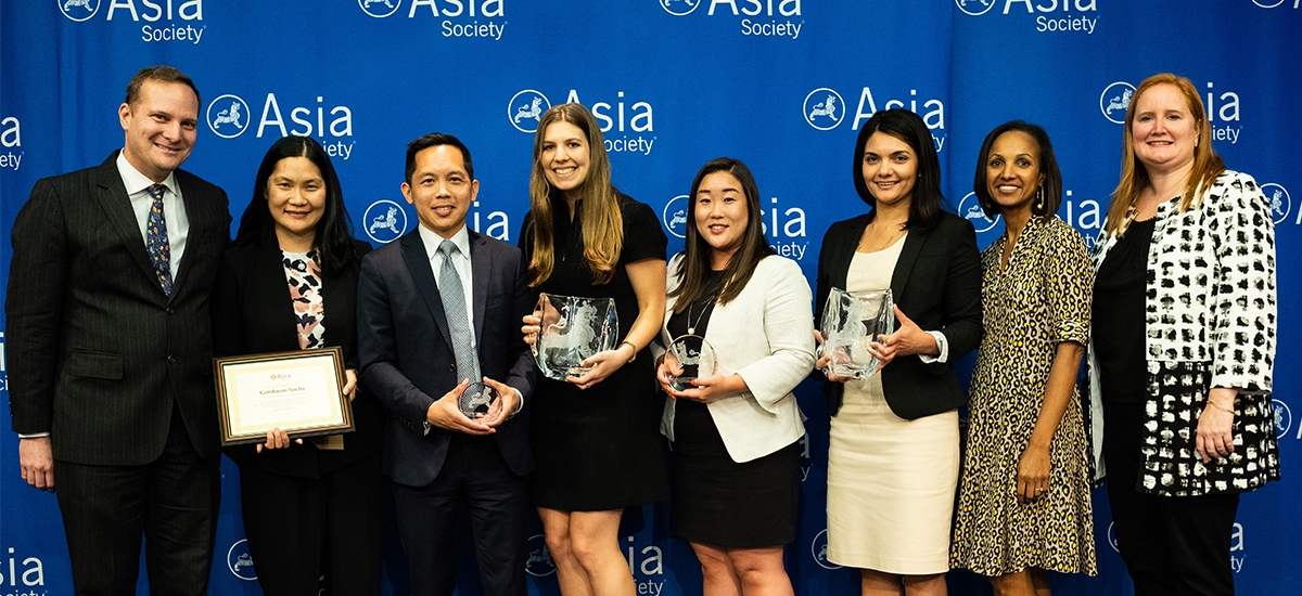 Asia Society Recognizes Companies That Empower Asian Talent at 2018 APA Awards Ceremony