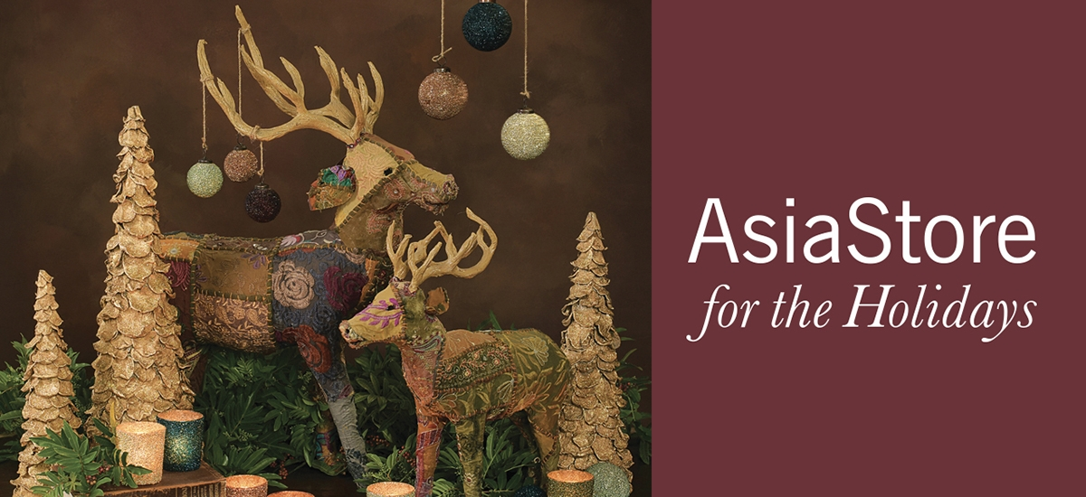 Shop AsiaStore for the Holidays