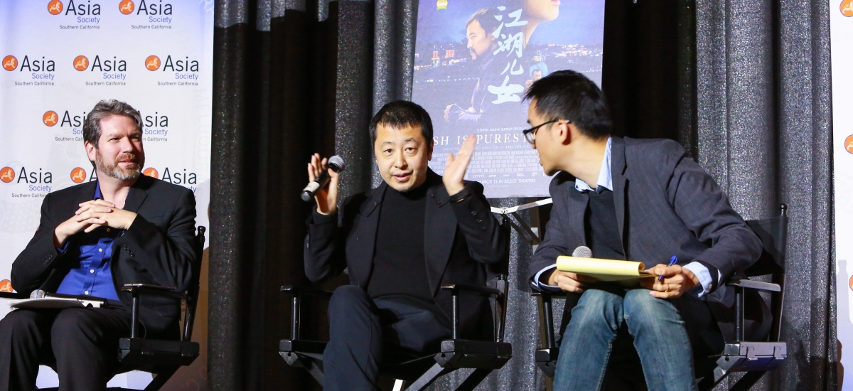 'Ash is Purest White' Q&A with director Jia Zhangke