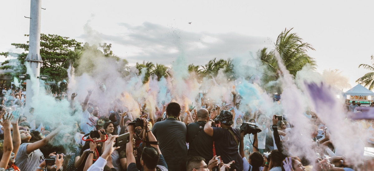 Holi Festival 2019 | 31 March 2019 | SM by the BAY