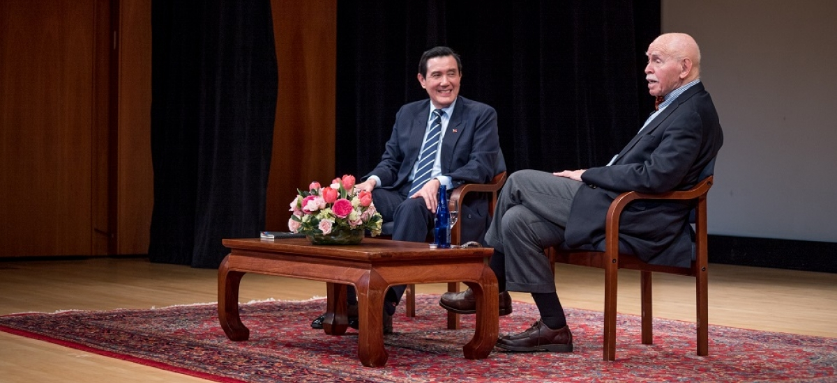A Conversation With Ma Ying-jeou