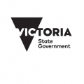 victoria government logo box