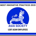 2019 Most Innovative Practices: LGBT Asian Employees