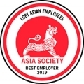 Asia Society Best Employer 2019: Best for Promoting LGBT Asian Pacific American Employees