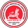 Asia Society Best Employer 2019: Best for Promoting Asian Pacific Americans into Leadership Positions