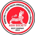 Asia Society Best Employer 2019: Best for Marketing to Asian Pacific American Consumers