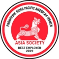 Asia Society Best Employer 2019: Best for Promoting Asian Pacific American Women
