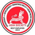 Asia Society Best Employer 2019: Best for Sponsorship and Development of Workforce Skills
