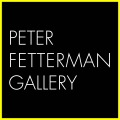 Peter Fetterman Gallery logo