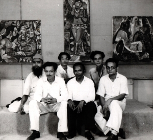calcutta progressive art group pdf