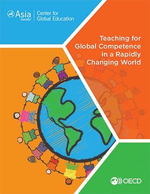 Publication Cover: Teaching for Global Competence in a Rapidly Changing World
