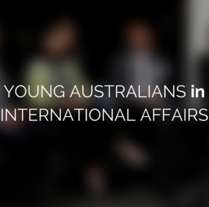 Young Australians in International Affairs logo