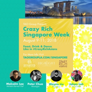 Crazy Rich Singapore Week