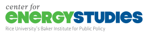 Baker Institute Center for Energy Studies Logo