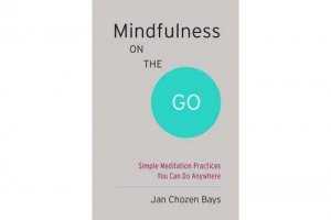 Mindfulness on the Go cover