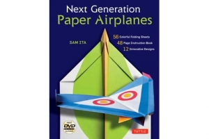 Paper Airplane Origami Kit