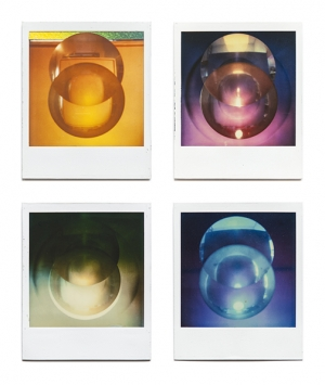 Hon Chi-fun, Untitled 04, 13, 14, 05, 1983, Polaroid film, 10.4 × 8.4 cm. Collection of Hong Kong Heritage Museum. Image courtesy of Blindspot Gallery and the Hong Kong Heritage Museum.
